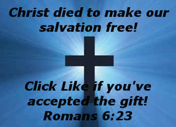 Salvation, a free gift!